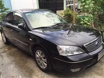 Bán Ford Mondeo V6 2.5AT đời 2005, màu đen, xe nhà, ít sử dụng