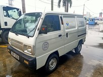 Bán Suzuki Blind Van 2009, màu trắng, giá cạnh tranh. Lh Hải Phòng 0936779976