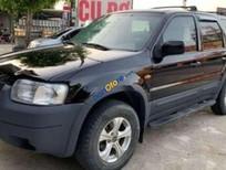 Bán Ford Escape 2003, màu đen, chính chủ