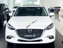 Bán ô tô Mazda 3 sản xuất năm 2019, màu trắng, nhập khẩu nguyên chiếc