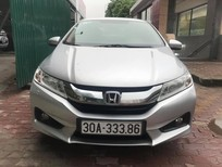 Cần bán Honda City 1.5AT 2014, màu bạc, biển HN siêu vip