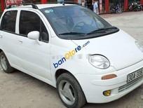 Cần bán gấp Daewoo Matiz sản xuất năm 1999, màu trắng