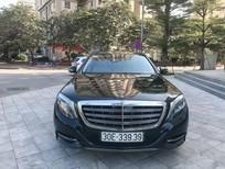 Bán Maybach S600 màu đen, nội thất kem, đăng ký 2016, xe đẹp, biển vip, LH: 0906223838