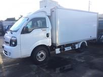 Xe tải 2.5 tấn Kia đông lạnh Thaco Kia K250-ĐL, tải trọng 2 tấn, động cơ Hyundai 2019, trả góp 75%