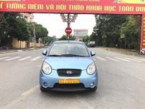 Bán ô tô Kia Morning SLX 2008, màu xanh lam, nhập khẩu chính hãng