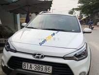 Cần bán gấp Hyundai i20 Active sản xuất năm 2017, màu trắng, giá 550tr