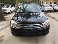 Bán Ford Escape sản xuất 2010, màu đen số tự động, 360 triệu