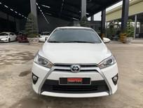Cần bán Toyota Yaris 1.5G sản xuất năm 2016, màu trắng, nhập khẩu số tự động, 610tr