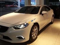 Xe Mazda 6 sản xuất năm 2016, màu trắng, nhập khẩu ít sử dụng, 700tr