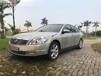Cần bán lại xe Nissan Teana sản xuất năm 2008, màu bạc, nhập khẩu nguyên chiếc chính chủ