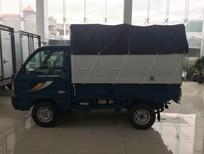 Dòng xe tải nhỏ thùng phủ bạt tải trọng 900kg, lắp ráp tại Trường Hải - hỗ trợ trả góp