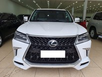 Bán Lexus LX570 Trung Đông, sản xuất 2016, đăng ký T1/2019, siêu mới 99,999%