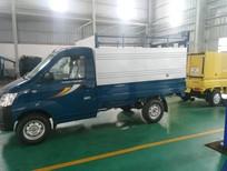 Bán xe tải chính hãng Thaco Towner 990, thùng bạt tải trọng 990kg - thùng dài 2m5
