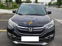 Bán Honda CR V sản xuất 2016, màu đen, giá chỉ 785 triệu