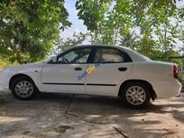 Cần bán gấp Daewoo Nubira sản xuất 2001, màu trắng, nhập khẩu