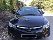 Cần bán gấp Honda Civic sản xuất năm 2007, màu đen