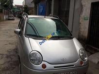 Cần bán Daewoo Matiz sản xuất 2007, màu bạc