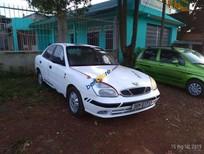 Cần bán Daewoo Nubira năm sản xuất 2001, màu trắng, nhập khẩu