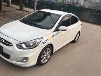 Cần bán gấp Hyundai Accent năm sản xuất 2015, màu trắng, nhập khẩu