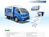 Cần bán Thaco Frontier K250 năm sản xuất 2020, màu xanh, xe tải Kia 1 tấn 4, 2,4 tấn, 2,5 tấn giá tốt nhất