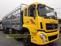 Bán xe tải Dongfeng Hoàng Huy 4 chân – xe tải Dongfeng 4 chân 17T9 ISL315