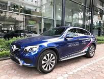 Bán xe Mercedes GLC 300 Coupe sản xuất 2019 chạy lướt 6.000 Km rẻ hơn xe mới 450 triệu