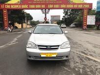 Bán xe Daewoo Lacetti EX 2010, màu bạc, giá tốt