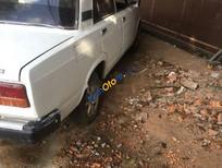 Cần bán Lada 2107 sản xuất năm 1990, màu trắng, nhập khẩu