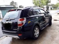 Cần bán Chevrolet Captiva LT sản xuất 2008 xe gia đình, giá chỉ 260 triệu, còn nguyên bản