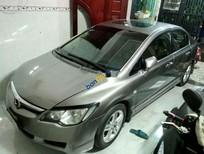 Bán Honda Civic sản xuất năm 2007, màu xám, chính chủ, giá 335tr, xe nguyên bản