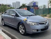 Cần bán lại xe Honda Civic 2.0 AT sản xuất năm 2007, màu xanh lam