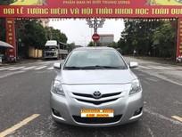 Cần bán xe Toyota Vios 1.5E sản xuất năm 2009, màu bạc còn mới
