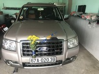 Bán Ford Everest sản xuất 2009, xe nhập chính chủ