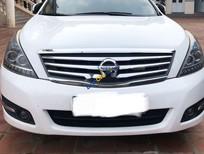 Bán xe Nissan Teana sản xuất năm 2010, màu trắng, nhập khẩu
