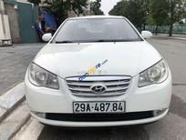 Cần bán xe Hyundai Elantra sản xuất 2012, màu trắng, nhập khẩu