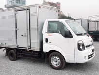 Xe tải thùng kín cửa hông tải trọng 1.9 tấn, động cơ nhập khẩu Hàn quốc