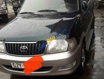 Bán xe cũ Toyota Zace GL năm sản xuất 2005, nhập khẩu