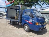 Bán xe tải JAC 1.5 tấn thùng kín cánh dơi (có phiếu thùng), trả trước 80 triệu