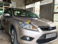 Bán Ford Focus 2.0 AT năm sản xuất 2012, màu bạc xe nguyên bản