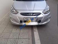 Bán xe Hyundai Accent sản xuất 2011, màu bạc, xe nhập