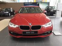 Bán xe BMW 3 Series 320i 2019, màu đỏ, nhập khẩu nguyên chiếc chính hãng mới 100%, tặng 275 triệu tiền mặt