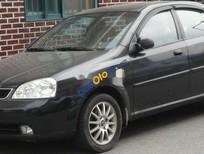 Cần bán gấp Daewoo Lacetti sản xuất năm 2004, màu đen, xe nhập