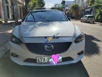 Cần bán lại xe Mazda 6 năm 2016, màu trắng, 620tr
