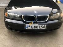 Xe BMW 3 Series sản xuất 2003, màu đen