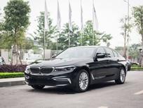 Bán xe BMW 5 Series 530i 2019 màu đen, xe nhập khẩu nguyên chiếc chính hãng mới 100%