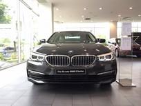 Bán xe BMW 530i 2019 màu đen, xe nhập khẩu nguyên chiếc chính hãng, giảm tiền mặt 150 triệu, hỗ trợ trả góp 85%