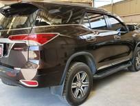 Cần bán Toyota Fortuner 2.4G năm 2017, màu nâu, nhập khẩu số sàn, giá 990tr