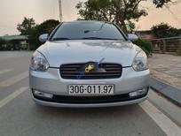 Cần bán lại xe Hyundai Accent đời 2010, màu bạc, xe nhập chính chủ