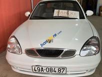 Bán lại xe cũ Daewoo Nubira MT đời 2002, màu trắng, nhập khẩu