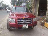 Cần bán lại xe cũ Ford Ranger 2008, màu đỏ, nhập khẩu